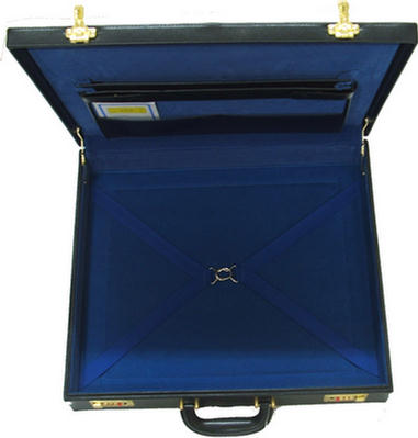 Code 3/107WF - LARGE DELUXE CASE WOODFRAME - (GRAND LODGE CASE)