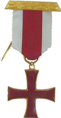 7/116 KNIGHTS TEMPLAR BREAST JEWEL