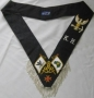 Code 19/101N - SASH 30 DEGREE - Bullion Embroidered