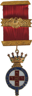 Code 18/141 - PAST MOST WISE SOVEREIGN JEWEL
