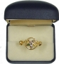CODE 16/343 - OES LADIES - SOLID 9CT GOLD