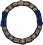 CODE 2/102C QLD (P) AGM CHAIN COLLAR (No Collar Jewel)