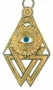6/208B NSW PAST 2nd GRAND PRINCIPALS COLLAR JEWEL