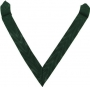 CODE 14/120 PLAIN GREEN COLLARETTE (1 inch)