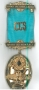 1/3N928M Military Service Lodge PM Jewel