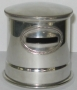 0696/2  Pewter Money Box