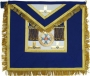 CODE 2/118 GRAND LODGE APRON - LAMBSKIN
