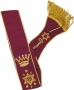 CODE 13/212 GRAND COUNCIL SASH LUREX